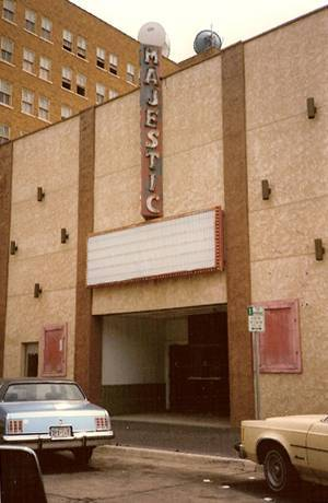 The Majestic in 1986