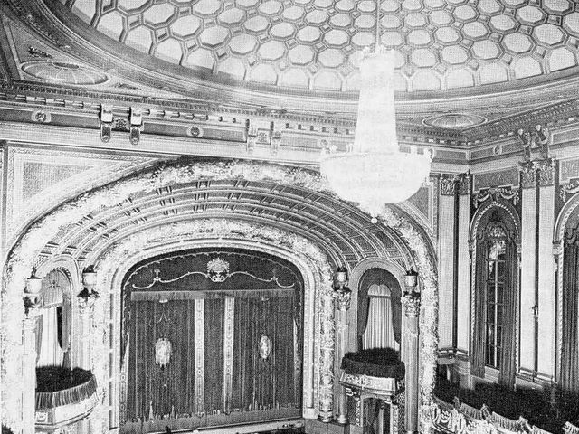 PALACE Theatre; Peoria, Illinois.