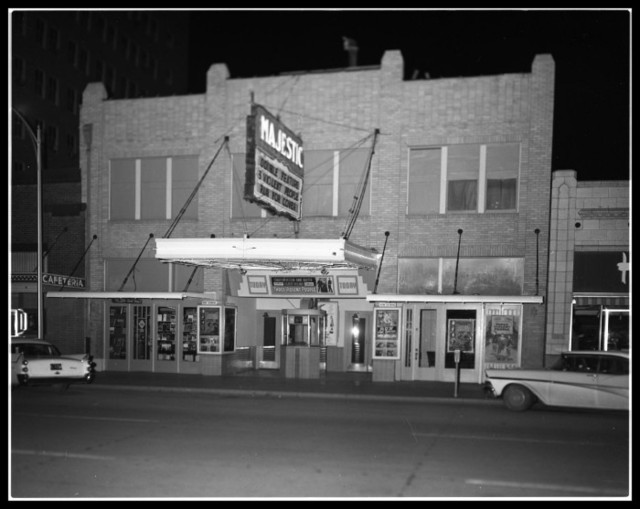 The Majestic in 1960