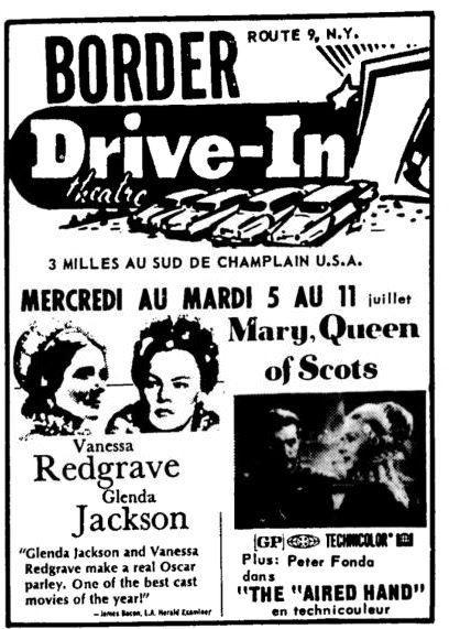 Announce de Canada Français 1972 07 05