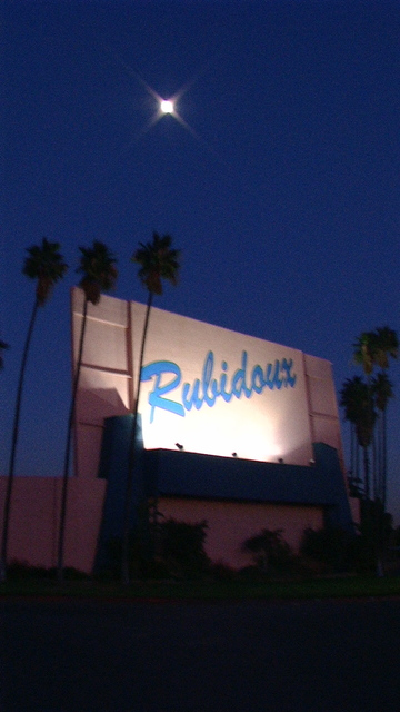 Rubidoux Drive-In
