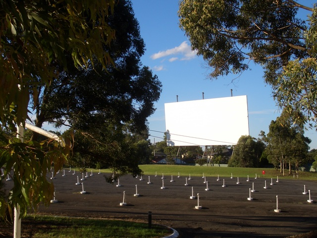 Drive In Cinema Sydney >> Bass Hill Drive In In Sydney Au Cinema Treasures