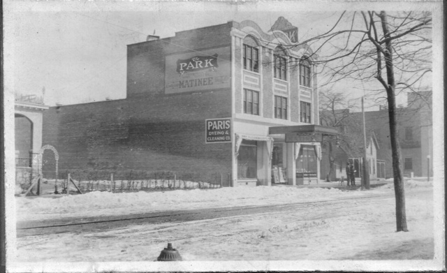 Early Art Theatre (Park Theatre)