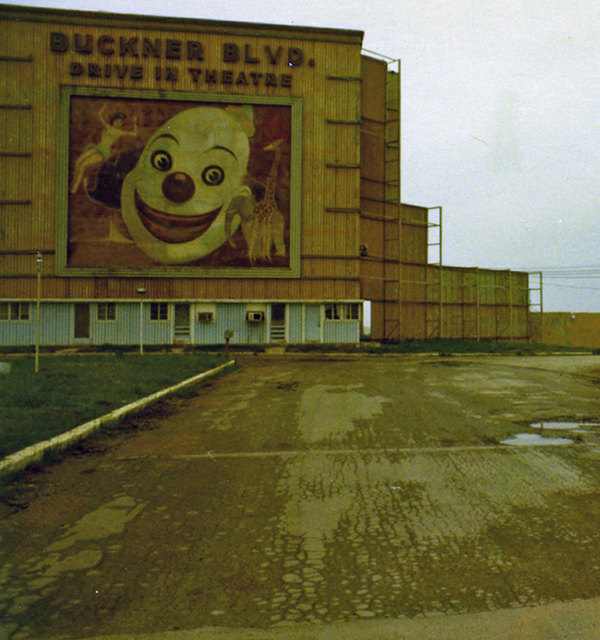 1979 - Buckner Drive-in Theater