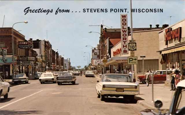FOX Theatre; Stevens Point, Wisconsin.