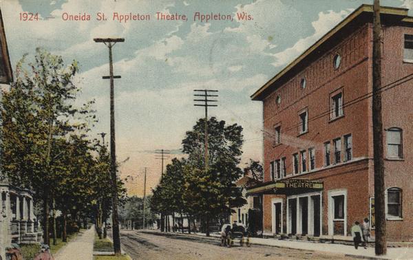 APPLETON Theatre; Appleton, Wisconsin.