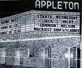 APPLETON Theatre; Appleton, Wisconsin.