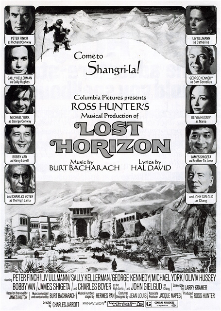 Ross Hunter's LOST HORIZON