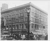 Strand Theatre in Erie Building