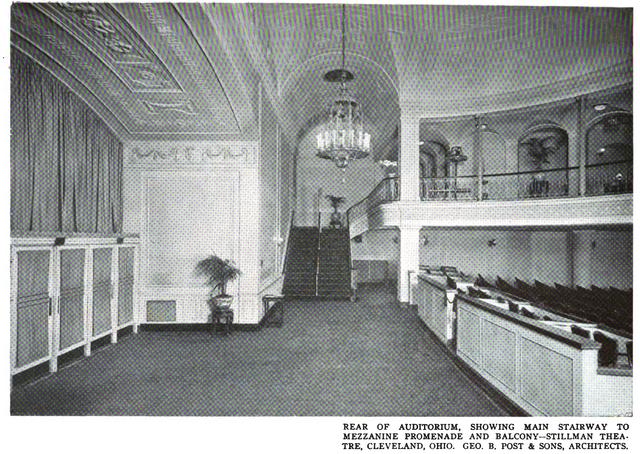 Loew's Stillman Theatre