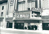 Senate Theater marque 1972