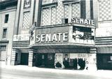 Senate Theater marque 1972