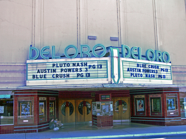 Del Oro Theatre