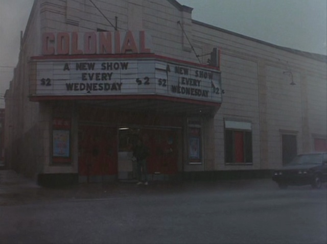 Colonial Theater in
