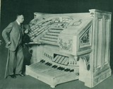 5 Manual Kimball Pipe Organ at the Roxy Theatre in New York