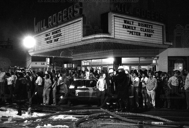 Will Rogers theater 1976