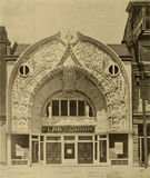 Penn Square Theatre, Cleveland, Ohio, 1911