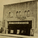 Campus Theater, Berkeley, California, 1916