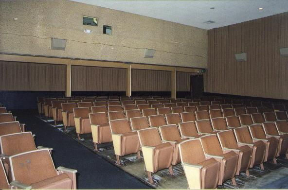 Typical auditorium 2