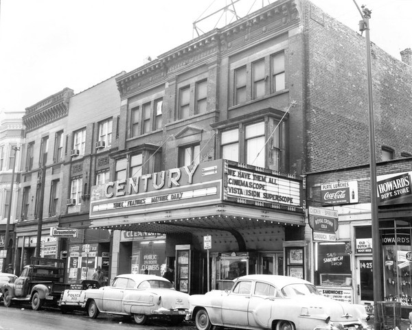 Century Theatre; they had it all.