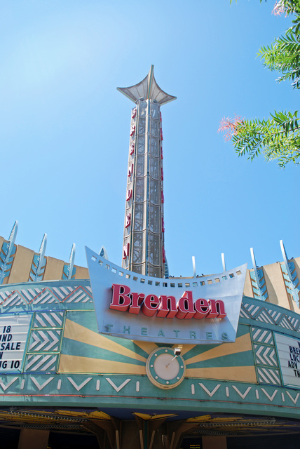 Brenden Theatre Tower
