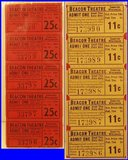 BEACON Theatre tickets; Superior, Wisconsin.