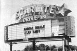 Starlite Drive-In Marquee - 1979