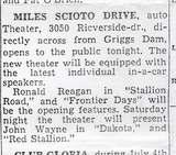 Miles' Scioto Drive Auto Theater