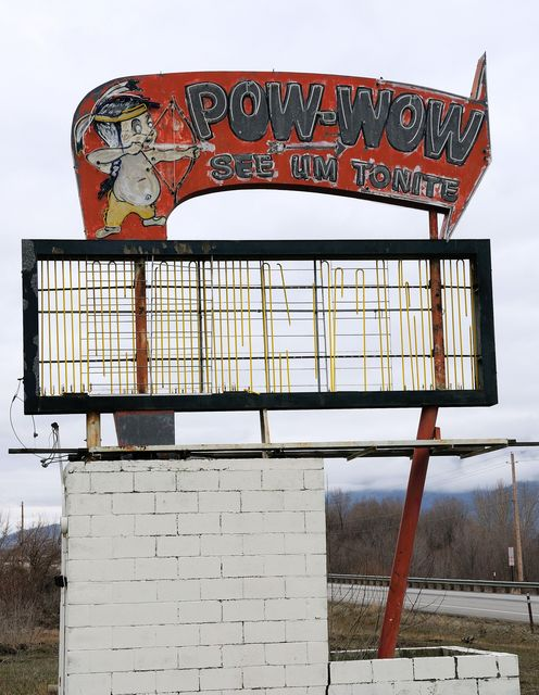Pow Wow Drive-In