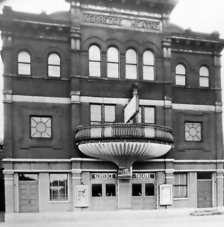 KERREDGE Theatre; Hancock, Michigan.