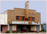 Rig Theater...Premont Texas