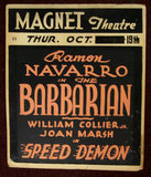 Magnet Theatre 1933