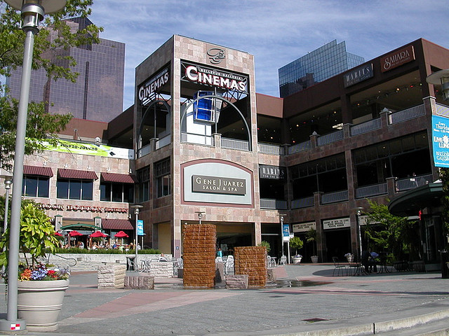 Bellevue Galleria Cinemas