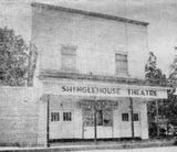 SHINGLEHOUSE Theatre; Shinglehouse, Pennsylvania.