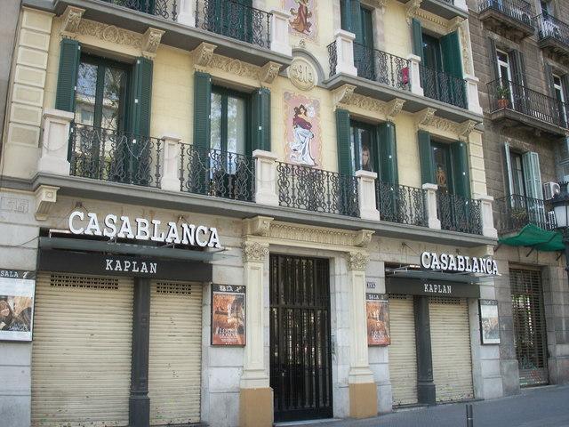 Cine Casablanca Kaplan