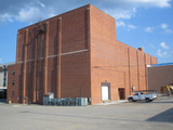 Renaissance Theatre (Mansfield, OH) - Exterior - Stage House