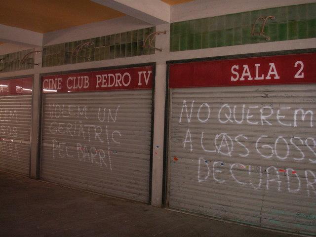 Cine Club Pedro IV