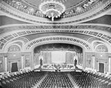 Palace auditorium from balcony