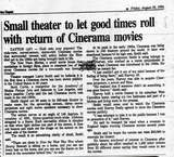 The Return of Cinerama