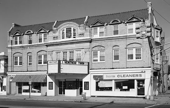 VENTNOR Theatre; Atlantic City, New Jersey.