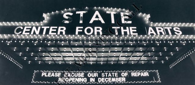 STATE Theatre; Easton, Pennsylvania.