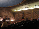 Renaissance Theatre (Mansfield, OH) - Sidewall from balcony