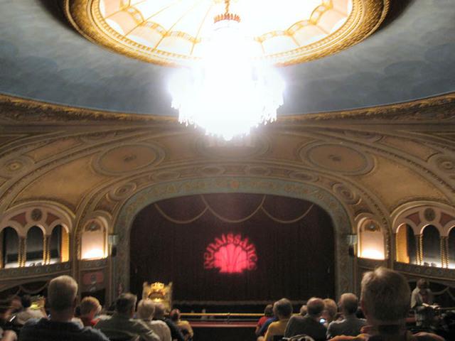Renaissance Theatre (Mansfield, OH) - Proscenium