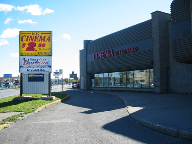 Cinema St. Leonard