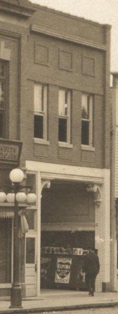 Garden Theatre 1917