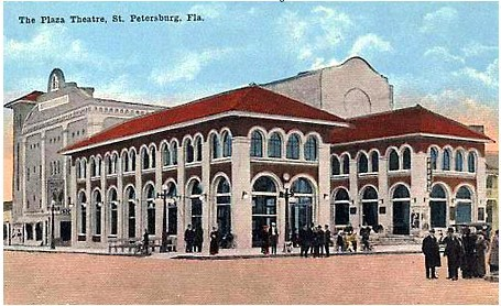 La Plaza Theatre - St. Petersburg FL