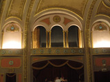 Renaissance Theatre (Mansfield, OH) - Left organ screen