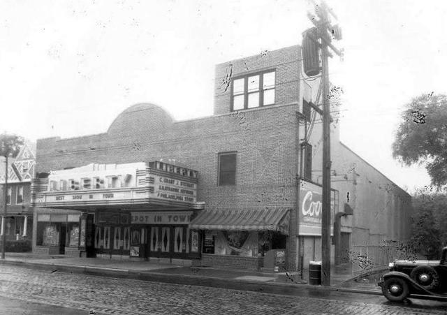 LIBERTY Theatre; Plainfield, New Jersey.