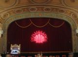 Renaissance Theatre (Mansfield, OH) - Proscenium and organ
