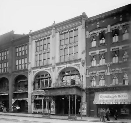 LYCEUM Theatre; Detroit, Michigan.
